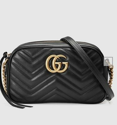 0e839dd45c0b NEW GUCCI MARMONT Gg Small Velvet Shoulder Bag Petrol Blue -  950.00 ...