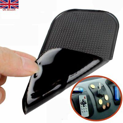 Universal Car Anti Non Slip Sticky Gel Pad Mat Dashboard Mobile Phone Holder New
