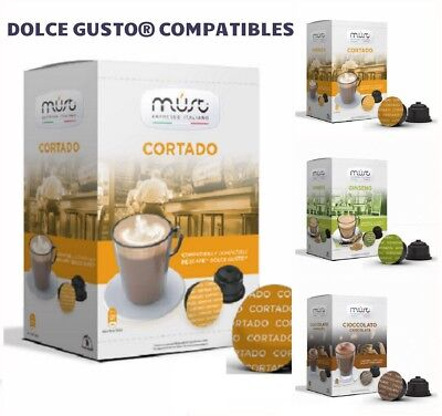 Nescafe Dolce Gusto Compatible Pods Must Espresso Different Varieties
