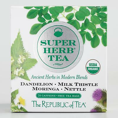 The Republic of Tea Super Herb Tea 24 Count by World Market