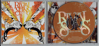 Rival Sons - Before The Fire  / CD /