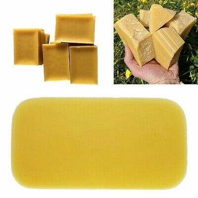 100g Beeswax Candle Wax 100% Pure Natural DIY Soap Candle Making Lipstick Craft