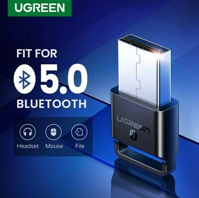 USB Bluetooth Adapter 4.0 3Mbps EDR Dongle Wireless Receiver UGREEN HIGH QUALITY
