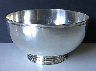 Vintage STERLING SILVER BOWL 1946 London 110 grams GREAT GIFT