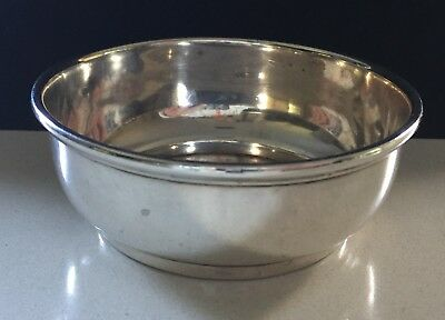 Antique STERLING SILVER BOWL 1905 BIRMINGHAM 94.2 grams GREAT GIFT