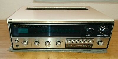 Kenwood KR-5200  Receiver Amplificateur Amplifire Poweramp Stereo Hifi