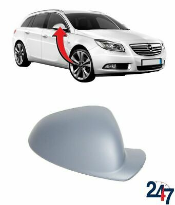 New Vauxhall Opel Insignia 2009 - 2017 Door Wing Mirror Cover Cap Right O/s Lhd