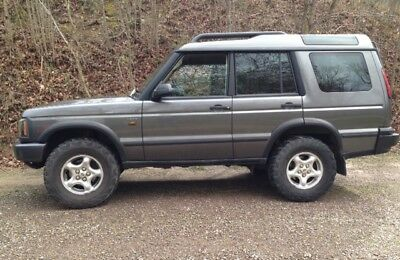 2004 Land Rover Discovery Sport  2004 discovery HSE7