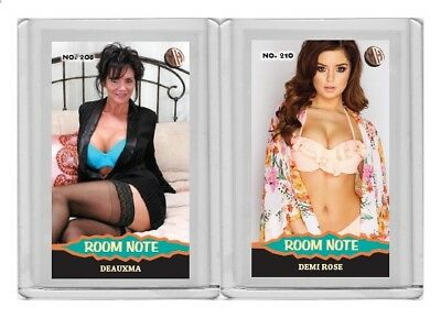Deauxma Rare Mh Room Note D 3 3 Tobacco Style Card No