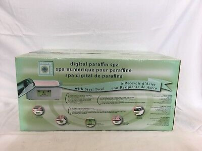 Clean + Easy Digital Paraffin Waxing Hair Removal Spa