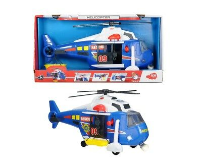 Dickie Toys Helicopter Spielzeug-Hubschrauber Boys Toys from 3 Jahre