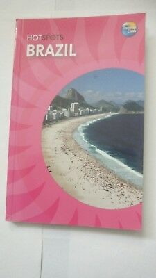 Brazil - Hot Spots /Thomas Cook Guide (Paperback)