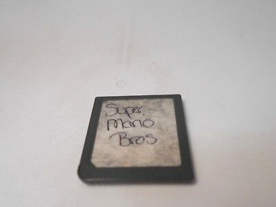 New Super Mario Bros. (Nintendo DS) game lite 3ds 2ds xl label missing