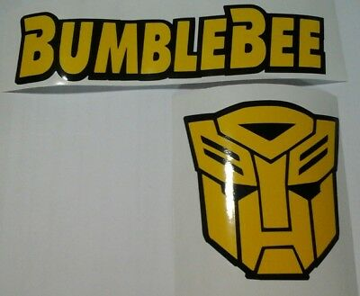 Bumblebee Sticker   Transformers