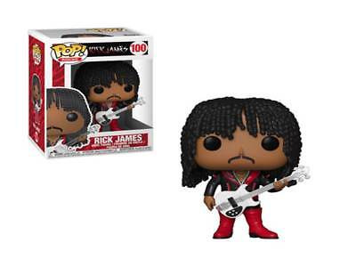 Funko Pop! Rocks Rick James Superfreak Pop Figure (Preorder)