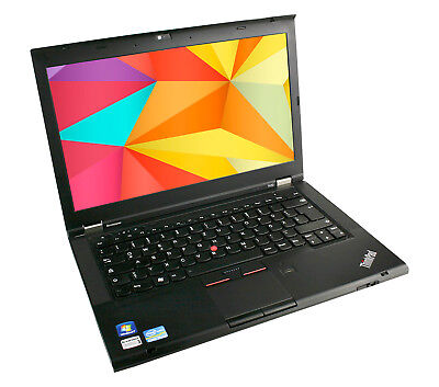 Lenovo ThinkPad T430 Core i5 3.Gen 1600x900 Windows Deutsche Tastatur A-Ware