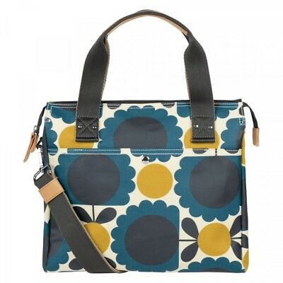 ca1ee9fd0c2c ORLA KIELY MATT Laminated Sycamore Seed Classic Zip Shoulder ...