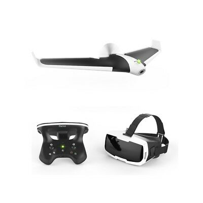 Parrot Disco FPV – Fixed Wing, up to 45 minutes of flight time, 50 mph top speed