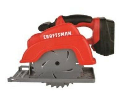 CRAFTSMAN Toy Circular Saw with Realistic Sounds and Motion Batteries Included