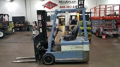 TCM Electric Forklift With Battery and Charger