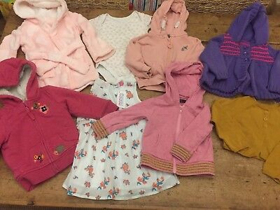 Baby Girl 12-18 Month Clothes Bundle