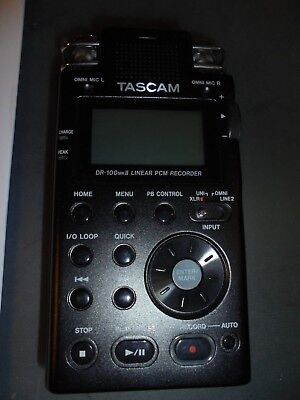 TASCAM Linear PCM Recorder DR-100MKII