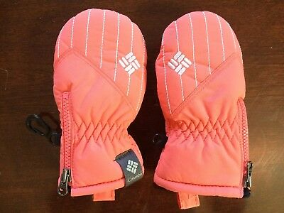 Columbia Infant Winter Mittens Gloves One Size O/S