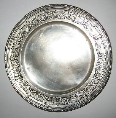 """Antique Wallace Sterling Silver Bread & Butter Plate 6"""" Pattern 2899-9. RW&S"""