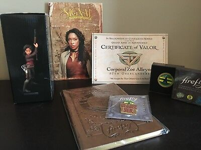 Firefly Loot Crate Zoe Washburne Collection