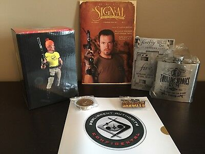 Firefly Cargo Loot Crate Jayne Cobb May 2016