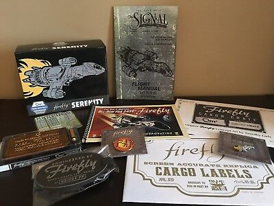 Firefly Loot Crate Serenity Collection & Misc