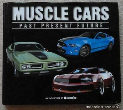 Muscle Cars Past Present Future Publications International Book Livre Buch Libro