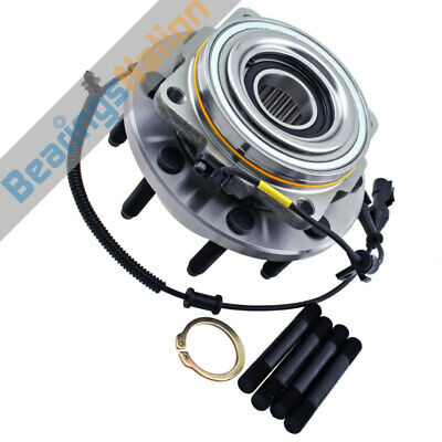 Front Wheel Hub Bearing Assembly 515081 for Ford F-250 F-350 F-450 Super Duty
