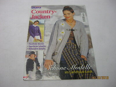 Diana Special  Stricken im Country-Look