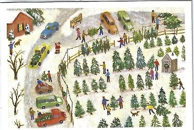Hallmark Old Time Vintage Christmas Cards   Limited Supply.,.in Lots Of 10 Cards