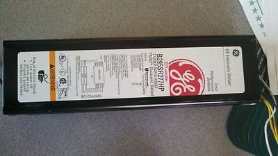 New Ge Ballast B295Sr277Hp 277Volts 60Hrz Electronic 2 Lamp Start