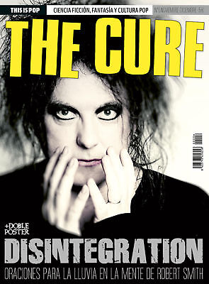 Magazine This is Pop Spain November 2018 The Cure Robert Smith