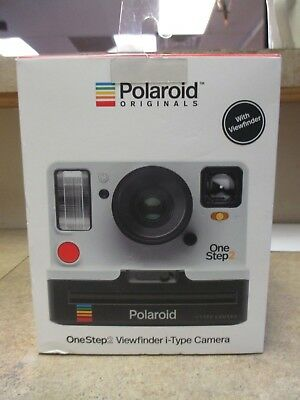 NEW IN BOX Polaroid One Step 2 Viewfinder i-Type Camera~ WHITE~with Viewfinder