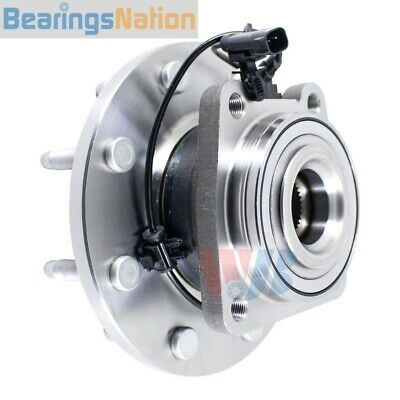 Front Wheel Hub Bearing Assembly Module WA515145 Cross SP620303 515145 BR930824