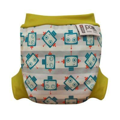 New Close Pop-In Swim Nappy Robot Free Express Shipping