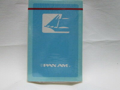 Pan Am Playing Cards New Sealed
