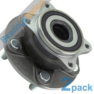 One Bearing Included with Two Years Warranty 2012 fits Chevrolet Equinox Rear Wheel Bearing and Hub Assembly Note: AWD, FWD