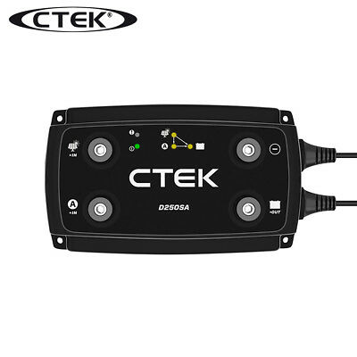 NEW CTEK D250SA 12-20 Volt Automatic Microprocessor Battery Controlled Charger