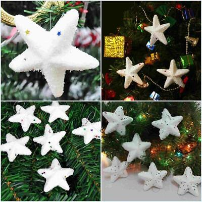 Colorful Snowflake String Decorations Christmas Party Beautiful Decor Fine !