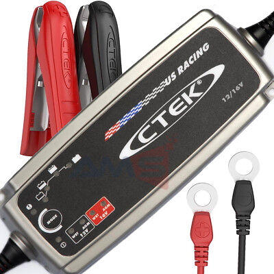 CTEK Battery Charger - MURS 7.0- 12V and 16V 56-830 Waterproof Automatic 8 Step