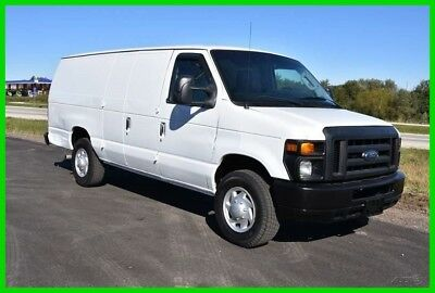 2009 Ford E-Series Van Cargo Van 2009 Ford E350 Extended Cargo Van - No Reserve Auction! Sold to Highest bidder