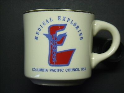 Boy Scout Coffee Mug - Columbia Pacific Council - Medical Exploring BSA -