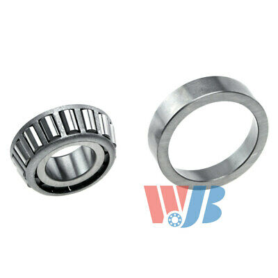 Front Wheel Bearing and Race Tapered Roller Bearing WJB WT32009X Cross 32009X