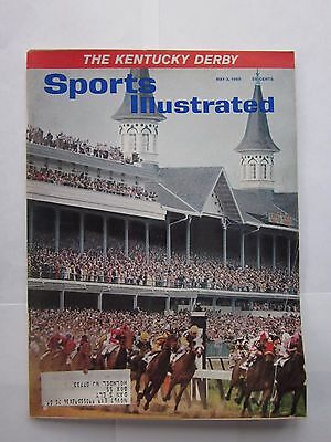 The Kentucky Derby Sports Illustrated Magazine SI 5/3/65 VG Condition