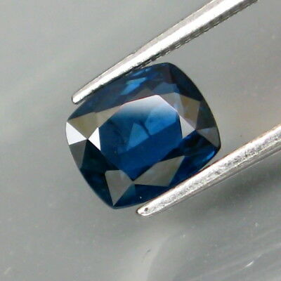 1.00Ct.Ravishing Color! Natural Blue Normal Heated Sapphire BangKacha, Thailand